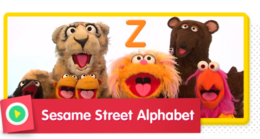 Sesame Street Alphabet Song