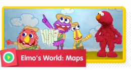 Elmo's World: Maps