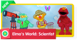 Elmo's World: Scientist