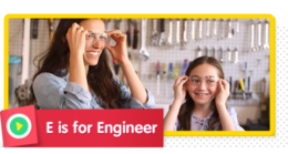 E is for Engineer