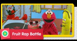 Fruit Rap Battle