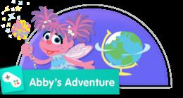 Abby's Adventure Game