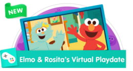 Elmo & Rosita's Virtual Playdate