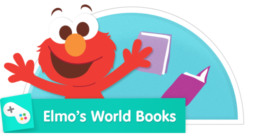 Elmo's World: Books