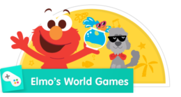 Elmo's World Games