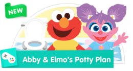 Abby and Elmo's Potty Plan!
