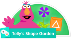 Telly's Shape Garden