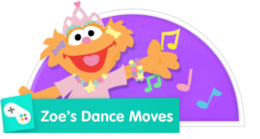 Zoe's Dance Moves
