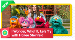 I Wonder, What if, Lets Try song with Hailee Steinfeld