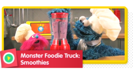 Cookie Monster's Foodie Truck: Smoothie