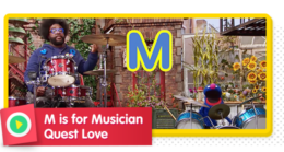 M is for Musician
