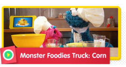 Monster Foodie Truck: Corn