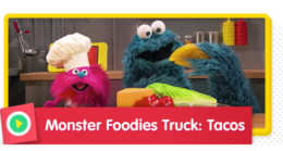 Monster Foodie Truck: Tacos
