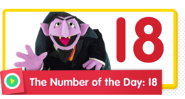 Number of the Day: 18