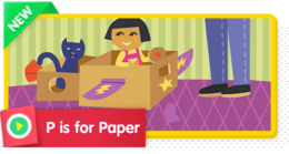 P is for Paper