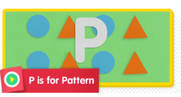P is for Pattern