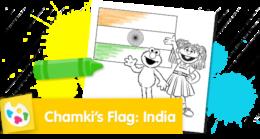 Chamki's Flag