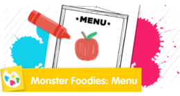 Monster Foodie Truck: Menu