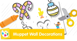 Muppet Wall Decorations