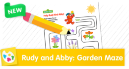 Rudy and Abby: Garden Maze