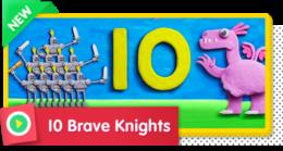 10 Brave Knights