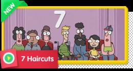7 Hair Cuts