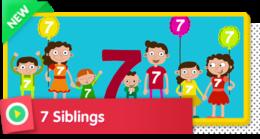 7 Siblings