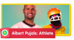 Albert Pujols: Athlete