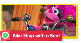 Bike Shop with a Beat