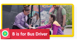 B is for Bus Driver