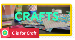 C is for Craft