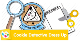 Cookie Dress Up