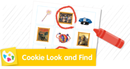 Cookie Look and Find