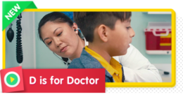 D is for Doctor