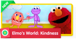 Elmo's World: Kindness