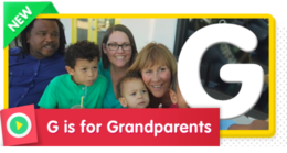 G is for Grandparents