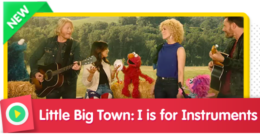 I is for Instrument with Little Big Town