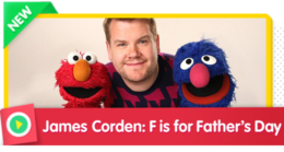 Father's Day with James Corden