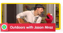 Outdoors with Jason Mraz