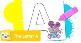Abby and the Letter A