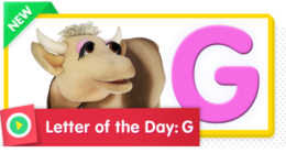 Letter of the Day: G