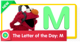 Letter of the Day: M