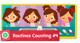 Routines Counting 4