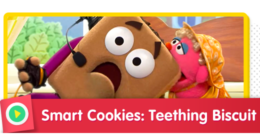 Smart Cookies: The Hidden Teething Biscuit