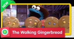 The Walking Gingerbread