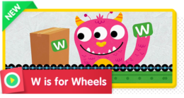 W is for Wheel