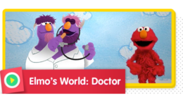 Elmo and Grover learn about all kinds of doctors and how they can help you.