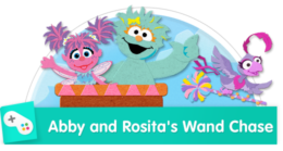 Join Abby and Rosita on an adventure and learn about new people, places, and things!