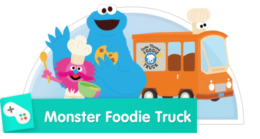 Find out where different foods come from to make apple pies, tacos, and more with Cookie Monster and Gonger!