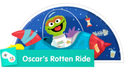 Help Oscar collect all the rotten trash!